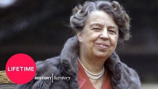 Herstory: Shiri Appleby on Eleanor Roosevelt | Lifetime
