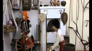 видео Русская изба - обитель гармонии и счастья