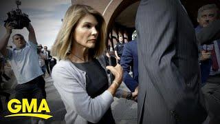 Lori Loughlin Released From Prison L GMA
