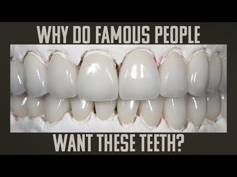 Why Do Famous People Want These Teeth?
