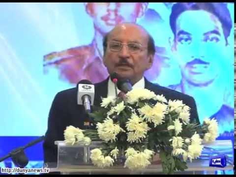Saien Qaim Ali Shah's most funny speech