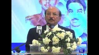 Saien Qaim Ali Shah's most funny speech