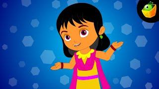 Choti Se Munni - Hindi Animated/Cartoon Nursery Rhymes For Kids