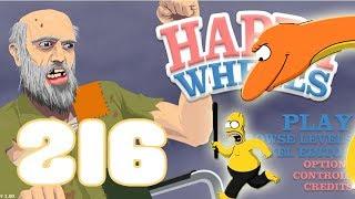 HAPPY WHEELS: Episodio 216