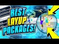 BEST LAYUP PACKAGES IN NBA 2K20! MOST OVERPOWERED LAYUP PACKAGES AND ANIMATIONS FOR ALL BUILDS!!