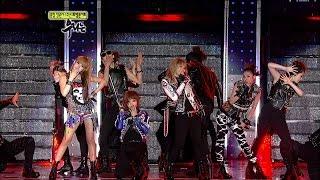 【TVPP】2NE1 - I Am The Best, 투애니원 - 내가 제일 잘나가 @ Hope Concert We Are Live