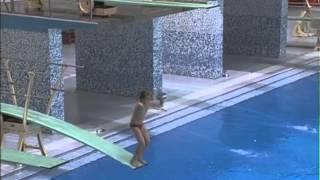 В Петербурге проходят соревнования по прыжкам в воду