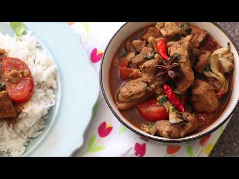 CHICKEN CURRY MALAYSIAN STYLE| EASY AND DELICIOUS CHICKEN CURRY