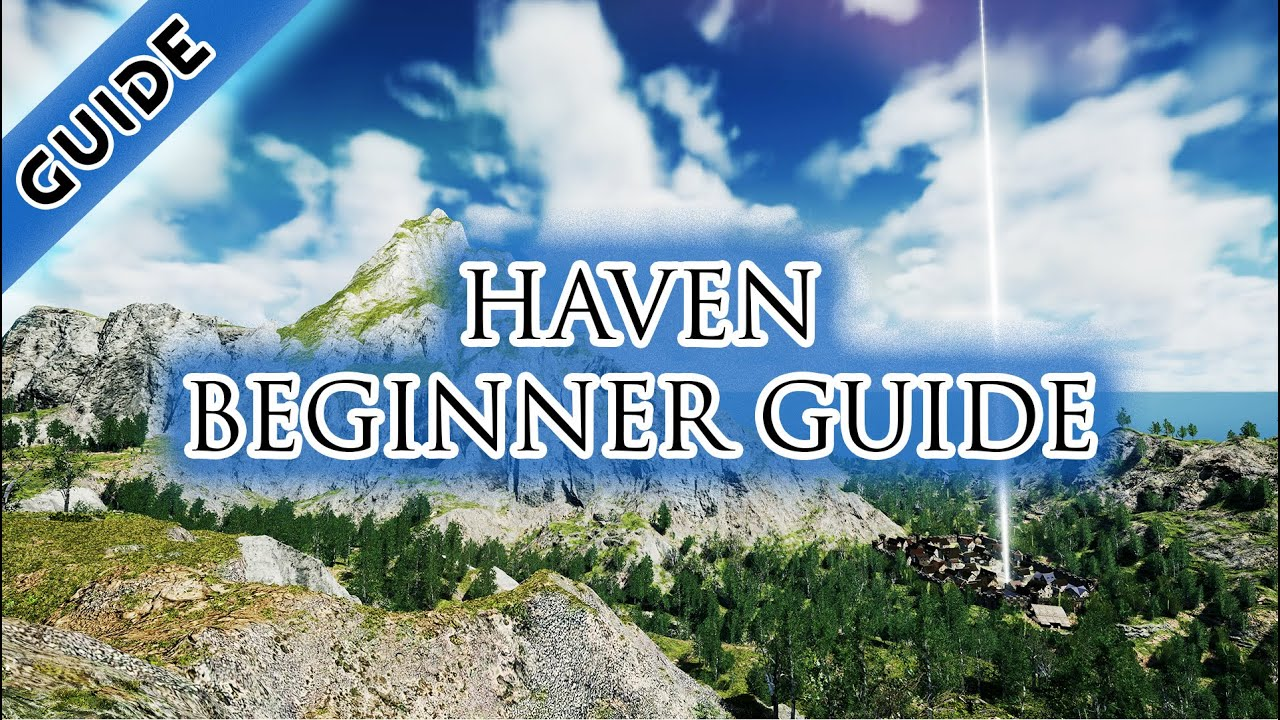 Mortal Online 2 Beginner Guide Haven 4k New Player Tutorial