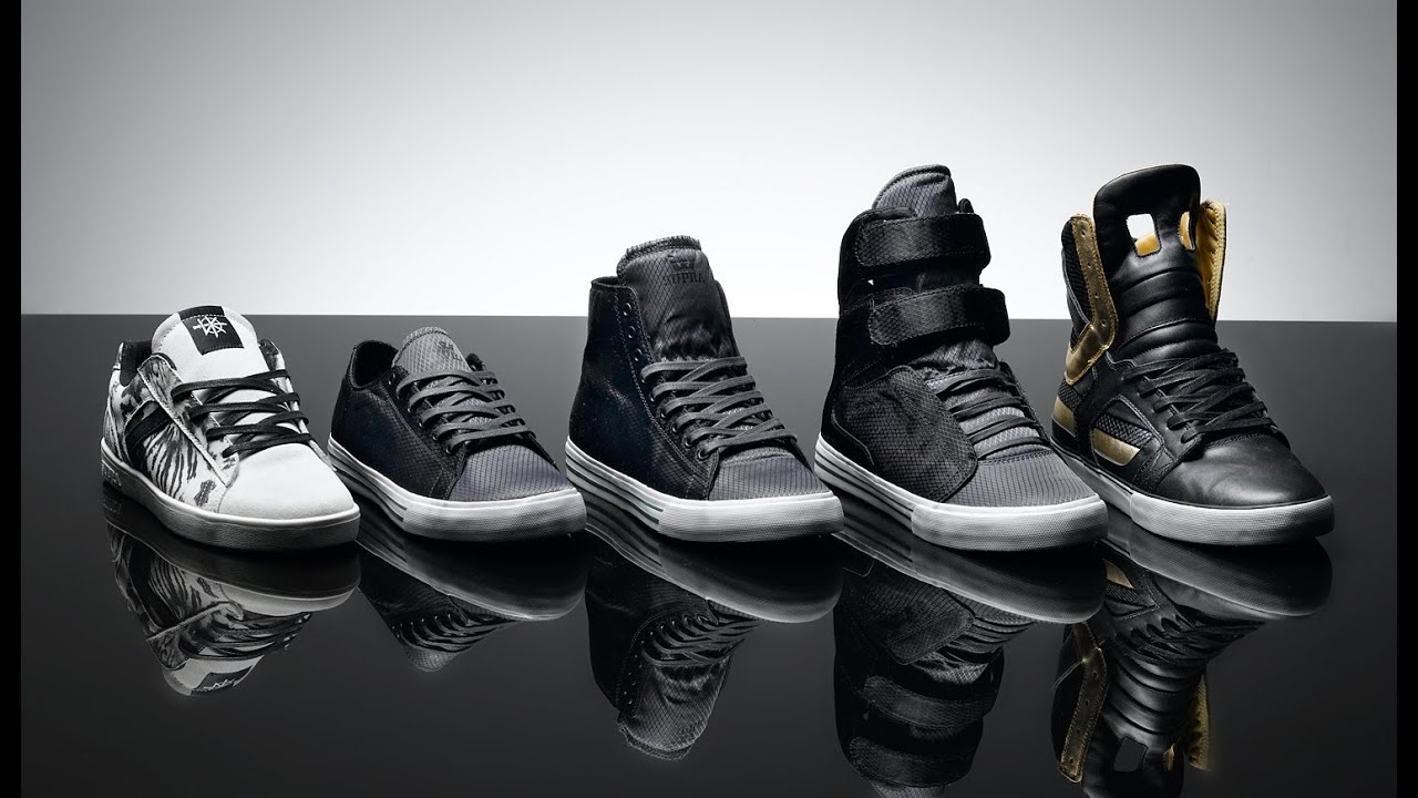 Best Supra Shoes In The World