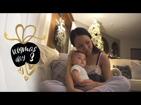 Typical Mommy Day ❄ Vlogmas Day 3   The Dulaks