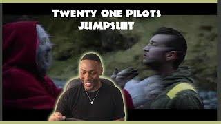 Twenty One Pilots!!! JUMPSUIT REACTION!!!