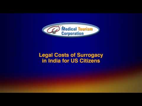 Legal Costs Surrogacy India - USA Citizens