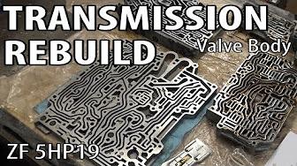32rh transmission rebuild