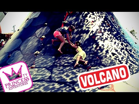 Best Outdoor Amusement Park Attractions   Indian Tent   Jumping Volcaino   WaterHeart