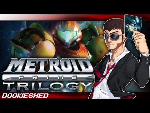 Metroid Prime Trilogy is fun and you should play it. (Review)