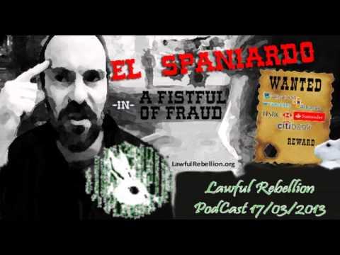 A Fist Full of Fraud with El Spaniardo