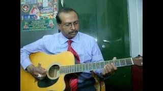 Edho Mogam, guitar instrumental by Rajkumar Joseph.M