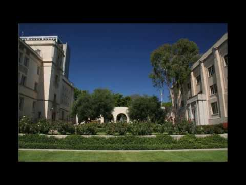 1. California Institute of Technology campus in usa