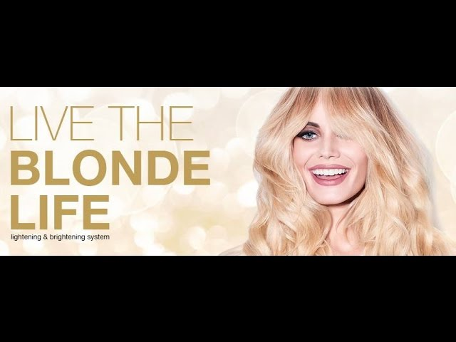 NEW! Joico Blonde Life TV commercial!