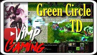 Warcraft 3 - Green Circle TD Mega: Dragon Blade!