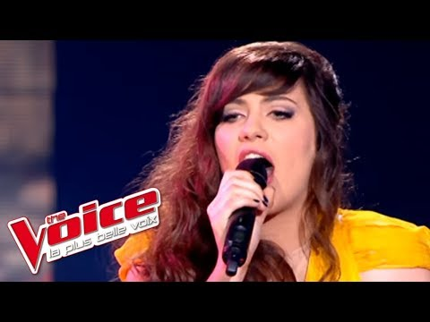 Kate Bush - Wuthering Heights | Al.Hy | The Voice France 2012 | Prime 4