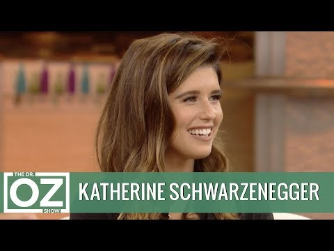 Katherine Schwarzenegger on Overcoming Her Insecurities - YouTube