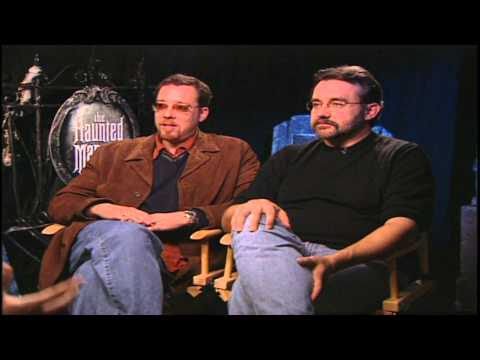 The Haunted Mansion: Rob Minkoff & Don Hahn  Part 1 of 2