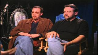 The Haunted Mansion: Rob Minkoff & Don Hahn Interview Part 1 Of 2
