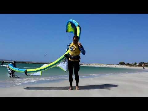 South Africa - Langebaan Kitesurfing Holidays with Sportif Travel