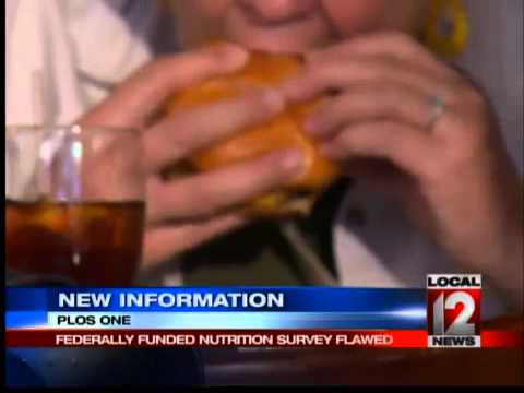 Federally Funded Nutrition Survey Flawed