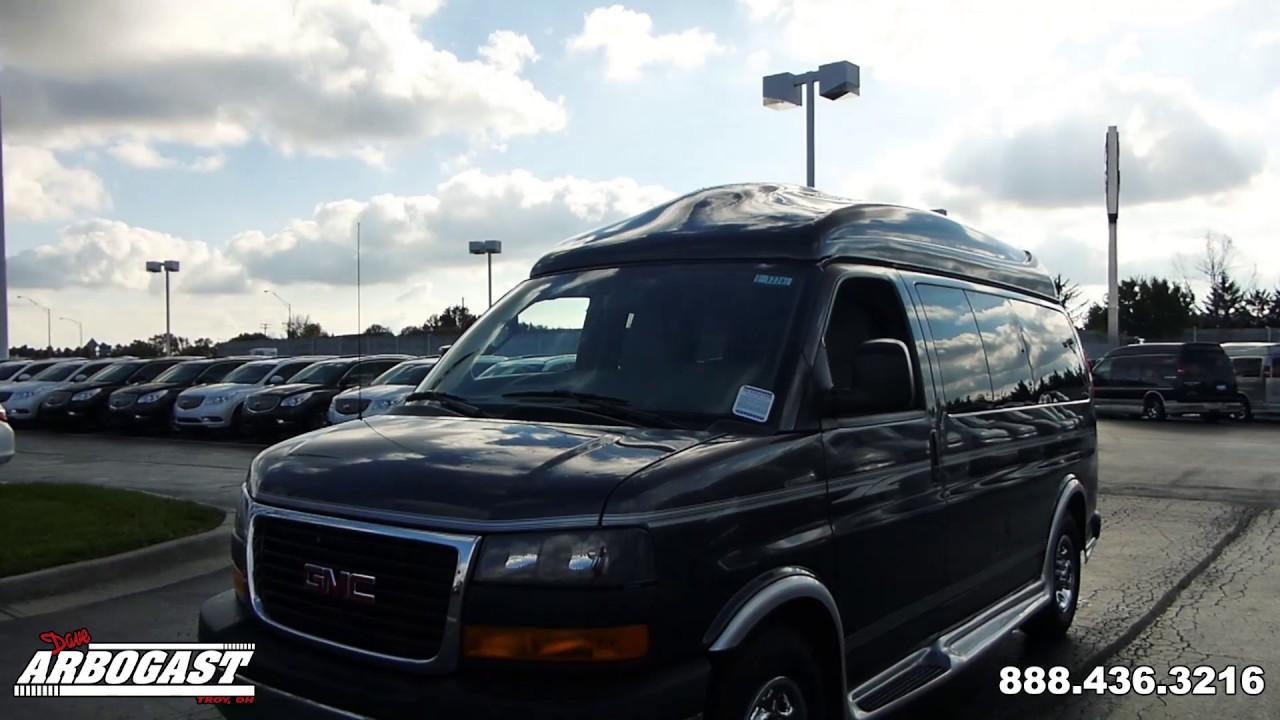 f32c45c835 2016 GMC Conversion Van Customizers Elite Traveler