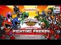 Power Rangers Dino Super Charge: Monster Fighting Frenzy - Dino Museum (Nickelodeon Games)
