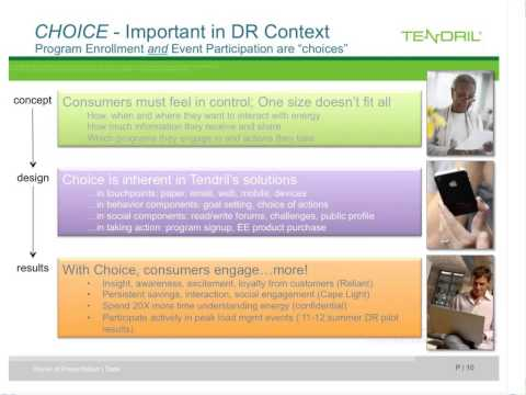 Bostering DR Results Through Consumer Engagement