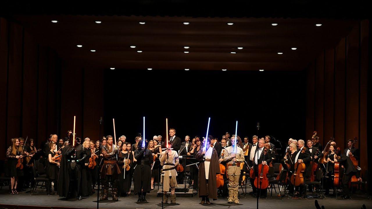 ARC Orchestra 2017 Star Wars Concert