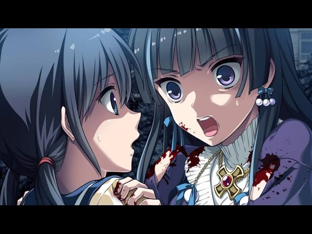 Corpse Party Blood Drive Chapter 3 English Youtube