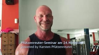 Pfützenreuter-Seminar am 24.November in Bochum