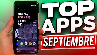 TOP 5 APPS ANDROID que DEBES PROBAR!!!!