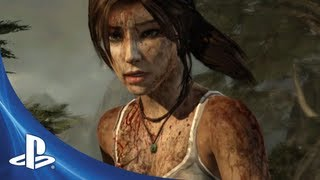 "Tomb Raider for PS3: ""Survival"" Trailer"
