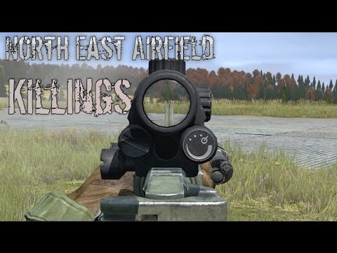 ►North East Airfield Killings + Force Fed Bleach - DayZ Standalone◄