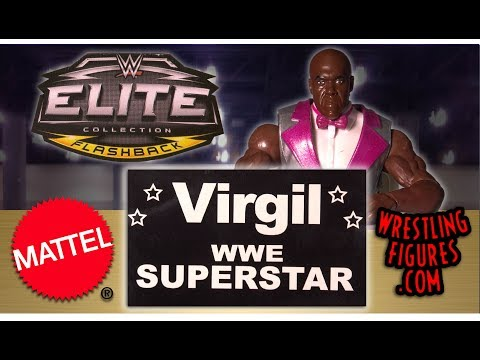 FIGURE INSIDER: Virgil - Mattel WWE Elite Flashback Exclusive