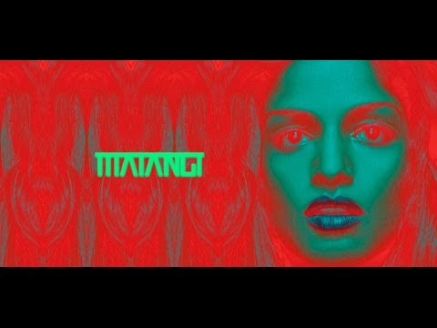 M.I.A. - MATANGI (Lyric Video)