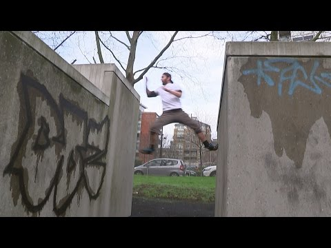 Parkour becomes official UK sport