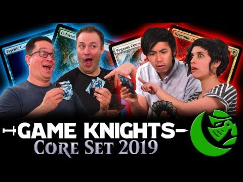 Core Set 2019 w/ Day9 and Ashly Burch l Game Knights #19 l Magic: the Gathering Gameplay 2HG from YouTube · Duration:  26 minutes 28 seconds