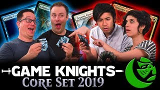 Core Set 2019 w/ Day9 and Ashly Burch l Game Knights #19 l Magic: the Gathering Gameplay 2HG