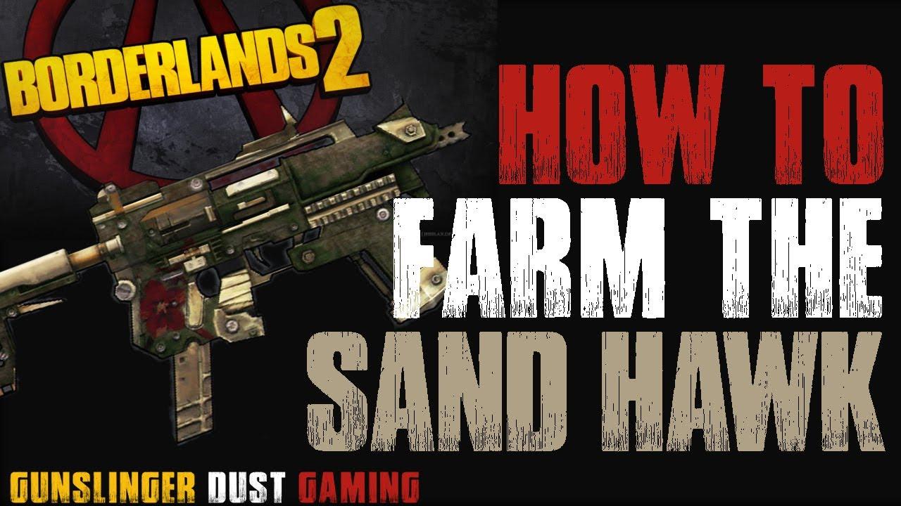 Farm the Sand Hawk   Sand Hawk Gun Showcase   Whoops