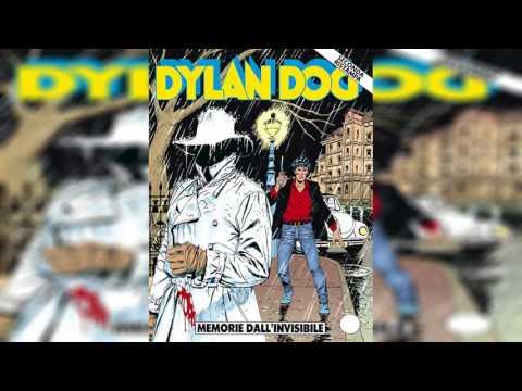 Dylan Dog - Memorie dall'invisibile   Audiolibro Ita
