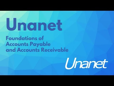 Foundations of Accounts Payable & Accounts Receivable