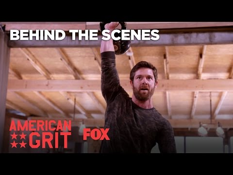 Strength Challenge With John Cena And Team Noah | Season 1 | AMERICAN GRIT