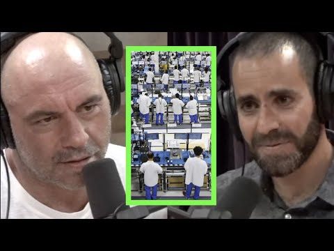 How Will We Look at Electronics Manufacturing 100 Years From Now? w/Alan Levinovitz | Joe Rogan